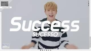 [Perfil BOYS24]  'Tudo sobre os garotos' - Episódio 04 Inpyo [LEGENDADO PT-BR]