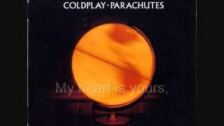 Sparks - Coldplay (Lyrics)