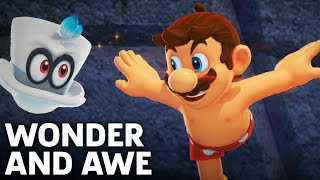 Massive amount of Super Mario Odyssey footage