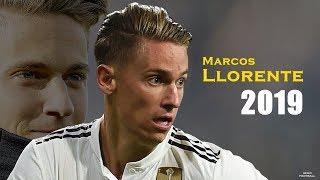 Los Blancos   Marcos Llorente 2019 - Defensive Skills & Goals