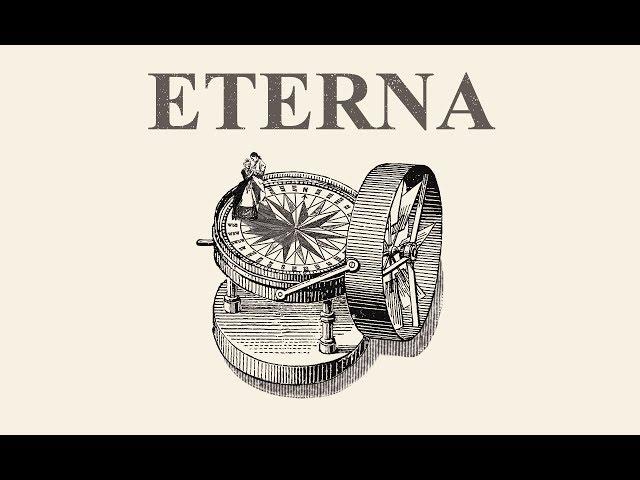 Vídeo lyrics de Eterna de Polos