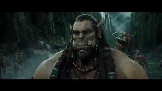 Warcraft - O Primeiro Encontro de Dois Mundos - Trailer Internacional (LEGENDADO)
