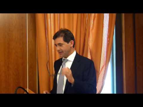Presentación del libro Claves del management en Madrid