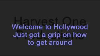 Mitchel Musso - Welcome To Hollywood (Karaoke) + On-Screen Lyrics