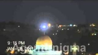 Jerusalem UFO temple mount - New 4th video