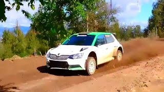 New Skoda Fabia R5 Rally (Pure Sound) 1080p50 HD