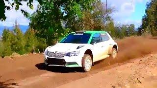 New Skoda Fabia R5 Rally (Pure Sound) 1080p50 HD