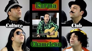 Karma Chameleon - Culture Club (cover by Henry Slim)
