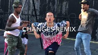 "XXXTentacion ""changes"" (REMIX) By @KidTheWiz & @IMNYOP on Instagram *We Don't Own The Copyrights*"