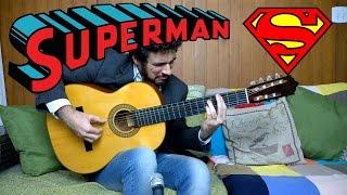 Superman theme (1978) - Fingerstyle Guitar (Marcos Kaiser) #112