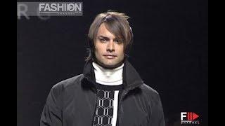 ICEBERG Fall Winter 2001 2002 Menswear Milan - Fashion Channel
