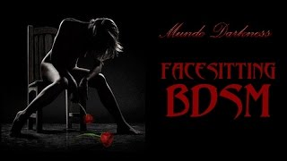 BDSM. Facesitting