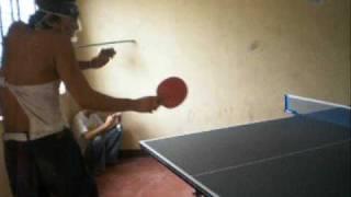 Spider-man ping pong battle