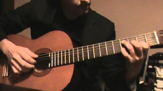 Sergei Rachmaninoff Piano Concerto N 2 Hereafter Soundtrack by Luca Perrone Guitar Chitarra Cover