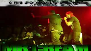 Mr Cream ft Redman & Method Man (Live on stage)