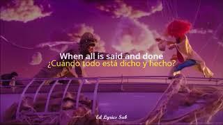 LSD - Thunderclouds ft Sia, Diplo, Labrinth (Lyrics Video)/ Español