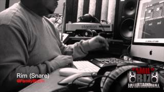 Family Biz Ent. - Making A Beat 9th Video