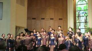The Solid Rock By Unai Chorale