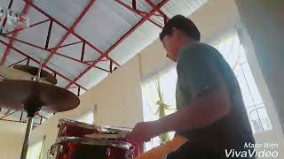"""Sumigaw sa galak"" drum cover"