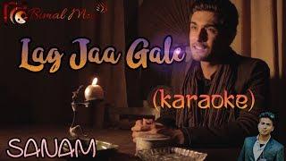 Lag Jaa Gale (Acoustic)SANAM - Lyrical Karaoke
