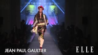 Jean Paul Gaultier SS2013 PARIS collection