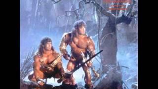 Pino Donaggio - The Barbarians - Ruby Dawn (1987)