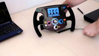 Rexing Formula steering wheel - Intro