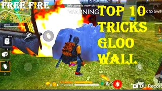 10 best gloo wall tips and tricks | Free Fire Battleground