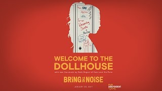 WELCOME TO THE DOLLHOUSE live film score   Seth Bogart at 'Bring the Noise'