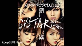[MP3/DL] Sistar - Give It To Me [2nd Album]