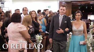 Música Tema Rei Leão Instrumental | Casamento na Paróquia São Francisco de Assis