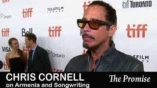 The Promise Movie: Chris Cornell Songwriter Interview - TIFF 2016
