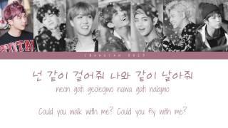 BTS (방탄소년단) - A Supplementary Story: You Never Walk Alone  [Han|Rom|Eng]