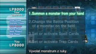 Yu-Gi-Oh! TCG - Oficiální pravidla 1. část