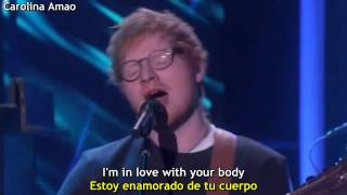 Ed Sheeran - Shape Of You「Lyrics + Sub Español」| By Carolina Amao