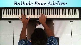 Paul de Senneville - Ballade Pour Adeline (Piano Cover)