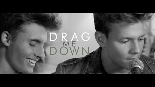 One Direction - Drag Me Down (Tyler Ward & Chris Collins Acoustic Cover)