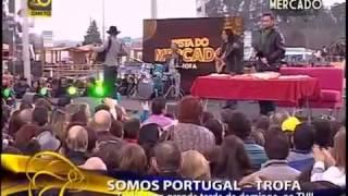 Ruizinho da Penacova - Kuduro da Maria - Somos Portugal - Trofa - Tvi
