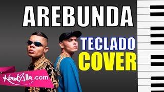 MC Lan e MC Barone - Arebunda Cover Teclado
