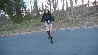 Burna Boy - On The Low (Dance Cover by @Beautiifulchii)