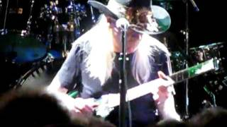 "Johnny Winter - ""Gimme Shelter Jam"" 2/3/12"