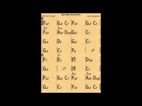 Bye, Bye, Blackbird - Backing track / Play-along Chords - Chordify