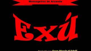 Exú Treme-Terra... CD Mensageiros de Aruanda por Ogan Marcio ti Erinlé