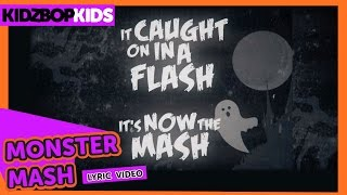 KIDZ BOP Kids - Monster Mash (Official Lyric Video) [KIDZ BOP Halloween] #ReadAlong