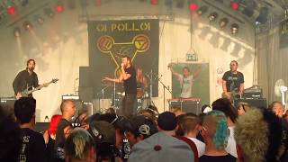 Oi Polloi - Shit System (Resist To Exist 2013 Berlin) [HD]