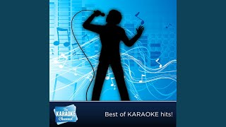 My Father's Song (Originally Performed by Ray Boltz) (Karaoke Version)
