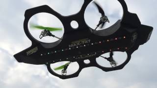 Giant Carillion Space Fleet Quadcopter