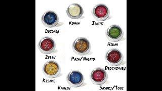 10 Ring of Akatsuki