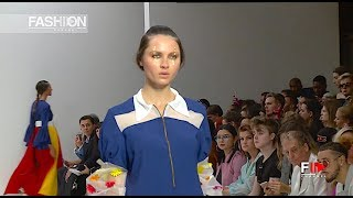 INIFD LST - MICHELLE D`SOUZA Spring Summer 2018 London - Fashion Channel