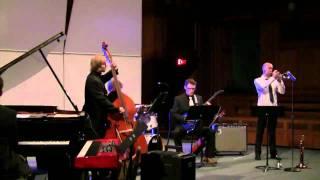 Thomas Bergeron Quintet plays Debussy, live highlights